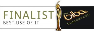 Jones Harris - finalists in the BIBAs Best Use of IT Award