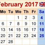 Tax Diary February/March 2017