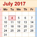 Tax Diary July/August 2017