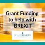 Grant funding to help with Brexit
