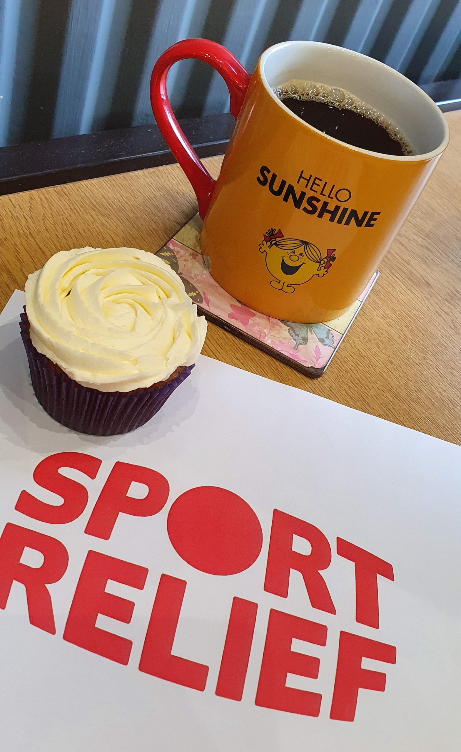 Sports Relief Fundraiser
