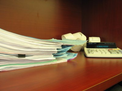 Keeping business records if self employed