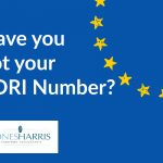 Have you got your EORI Number?