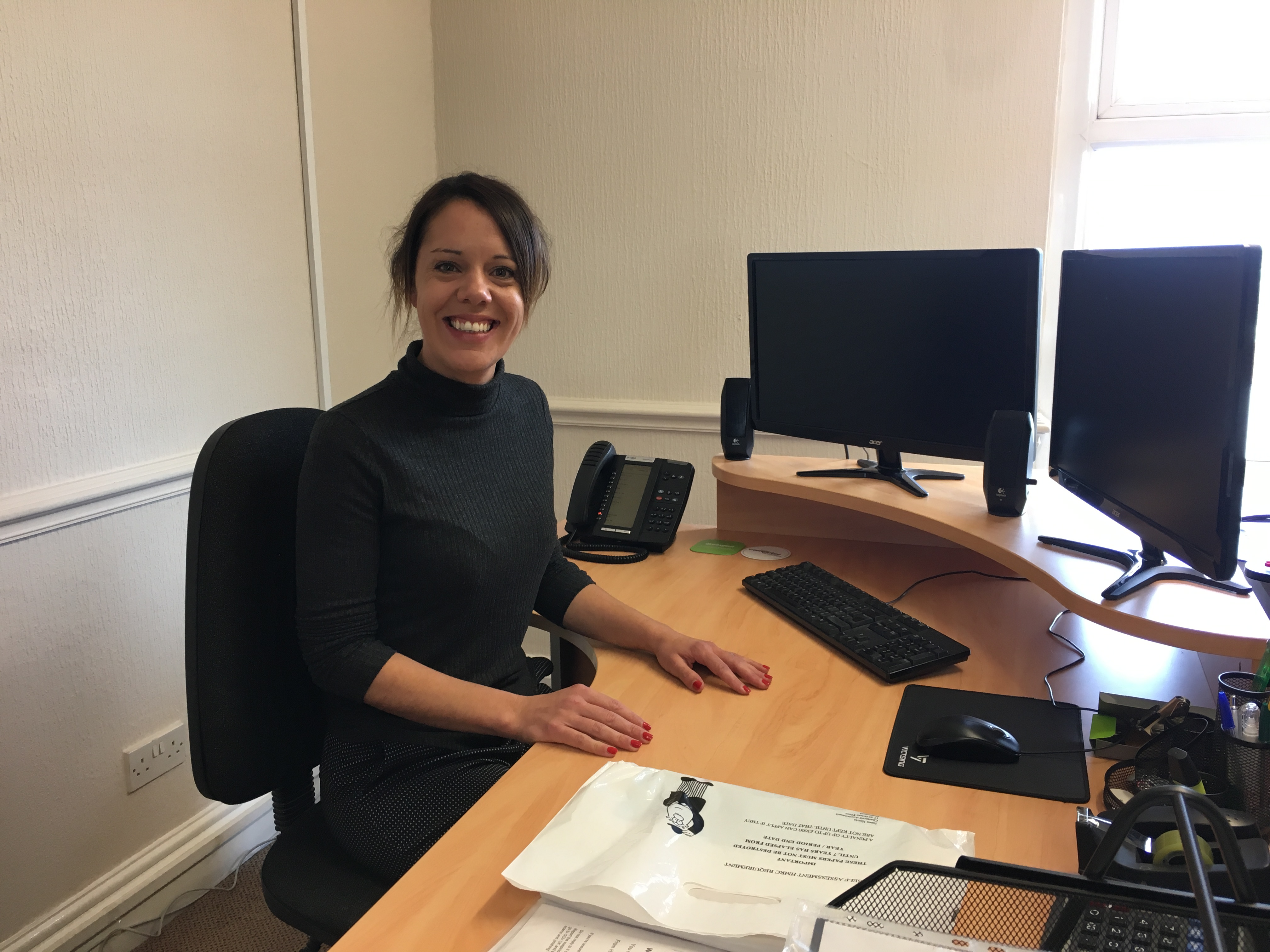 Growing the Bookkeeping Services Team
