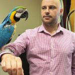 The day that the birds came to work - Marc Cortinas with Tyler