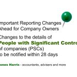 PSC Reporting changes ahead