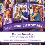 Take Part in Purple Tuesday