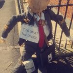 Jones Harris entry into the 2017 Fleetwood Scarecrow Festival
