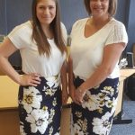 Here comes summer with new uniforms at Jones Harris