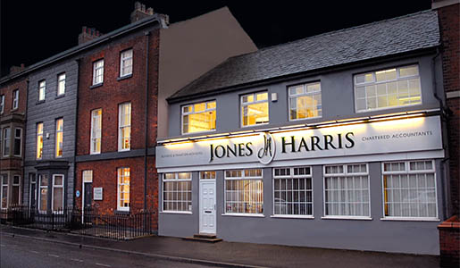 Jones Harris offices, Fleetwood